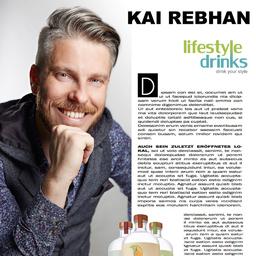 Kai Rebhan - pure product GmbH / OCÓO - The Beauty Drink - Hamburg