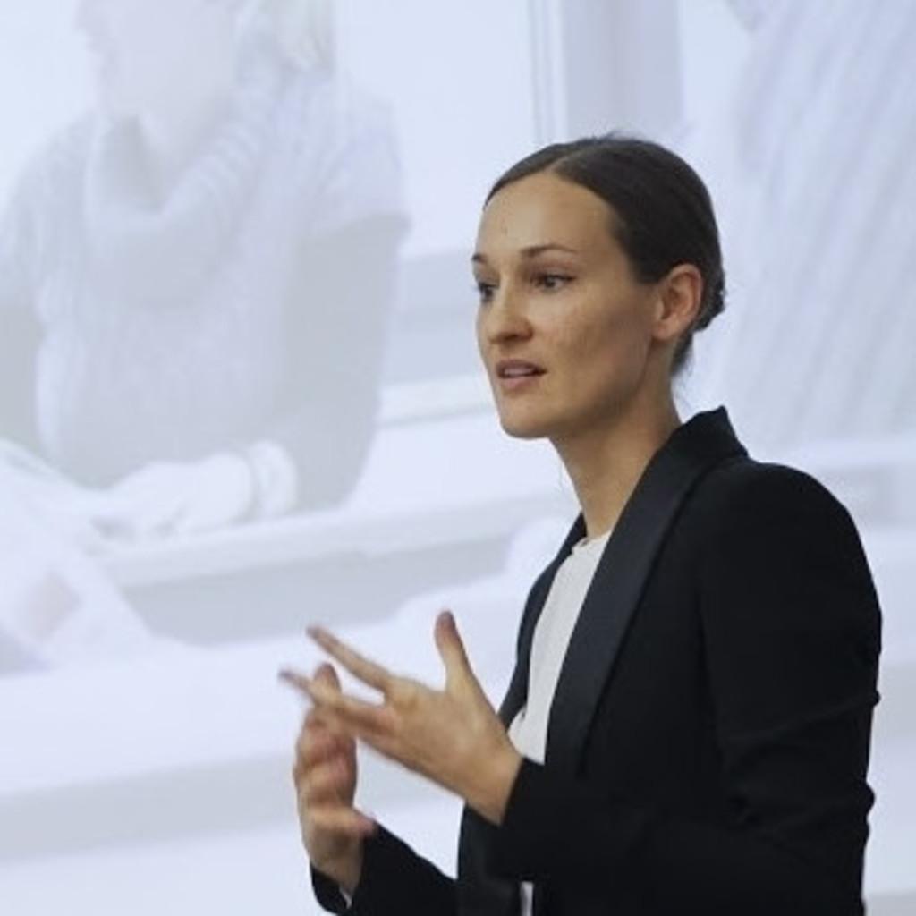 Dr Katharina Ebner Post Doc Friedrich Alexander