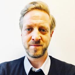 Mattias Persson - Deutsche Post DHL Group - Berlin