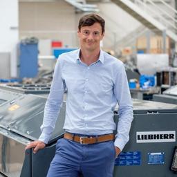 Ing. Alexander Föderler - Liebherr-Transportation Systems GmbH & Co KG - Korneuburg