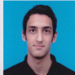 Ahmed Imran Qureshi - Htw Aalen - Bühl