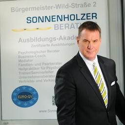 Dieter A. Sonnenholzer - Sonnenholzer Beratung     www.Sonnenholzer.de  Der Trainer- und Beraterausbilder - Ottobrunn