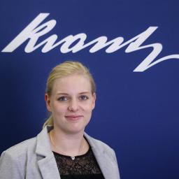 Christine Müller - Krantz GmbH
