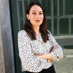 Johanna Weirauch - TU Berlin - Würzburg