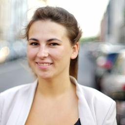 Xenia Fink - Goergen Kommunikation - Köln