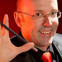 Dipl.-Ing. Martin Eisele - Weltmeister der Tischzauberei - Kirchentellinsfurt