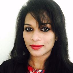 Ireena Alphonse - American Express - Bangalore