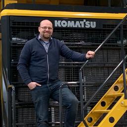 Thomas Hofmann - Popp Fahrzeugbau GmbH, Nürnberg - Auerbach in der Oberpfalz