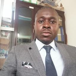 Mag. Atafack gedion - PEA-Jeunes - Yaoundé