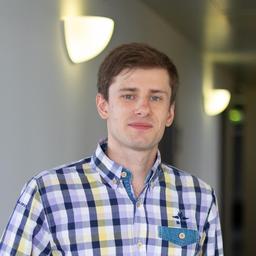 Mag. Alexei Loginov - Sotfware Engineer - Stuttgart