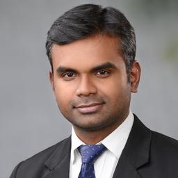 Vishnu Shankar Natarajan Sw Entwicklungsingenieur