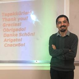 Murat Kalender - Gazi-Universität - Ankara