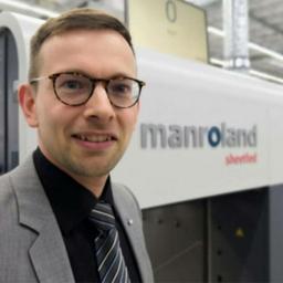 Tobias s lter kaufm nnischer leiter manroland for Maschinenbau offenbach