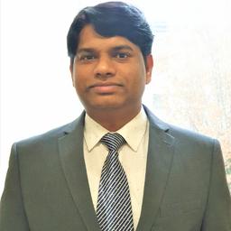 Sandeep Dhote - Infosys Limited - Frankfurt am Main
