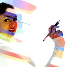 Julia Schäfer - Kopffarben - Visuelle Konzerte - Berlin