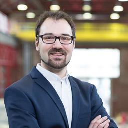 Alexander Westhäusler - Qbing Industrial Solutions GmbH - Saarbrücken