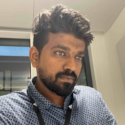 Anoop Raveendran Pillai - REDMART - Bangalore