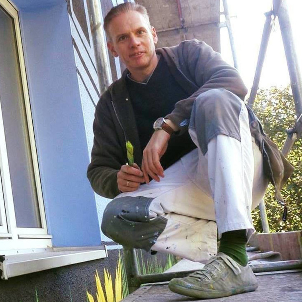 Igor jablunowskij wandmaler kunstmaler designer for Raumgestaltung 24