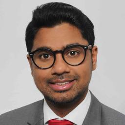 Ing. Chethan Ganapathi Mysore - Daimler AG, MPS-Office - Düsseldorf