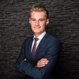 Maximilian Haarhoff - Barmenia Versicherungen - Siegen