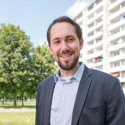 Erik Reppel - Fachhochschule Erfurt - Erfurt
