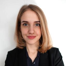 Julia Eggers - Technische Universität München - München