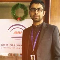 Rinith Mohan Raj - AMM Enterprise GmbH - Hamburg