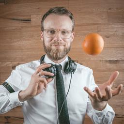 Gregor Ulbricht - Greg Oorange . DJ für nachhaltige Events und lebhafte Klubnächte - Berlin