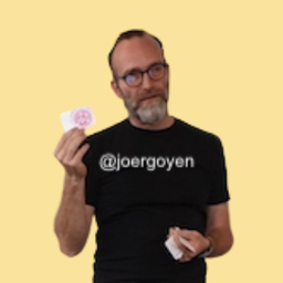 Jörg Oyen - foryouandyourcustomers - Essen