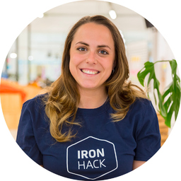 Carla Martin - Ironhack - Barcelona
