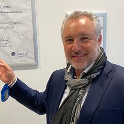 <b>Reiner Schmidt</b> - Merz Pharmaceuticals GmbH - Ulthera Systeme - Frankfurt am ... - reiner-schmidt-foto.256x256
