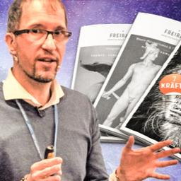Jörg Fuhrmann - freiraum-Institut für Humanistisch-Transpersonale Psychologie - Stein am Rhein, Schaffhausen, Schweiz