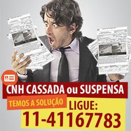 Pontos CNH - CNH Suspensa - São Paulo