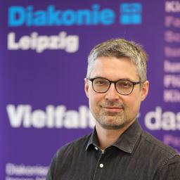 Sebastian Steeck - Diakonisches Werk Innere Mission Leipzig e.V. - Leipzig