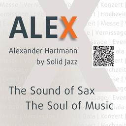 Alexander Hartmann - SOLID JAZZ - Berlin, Hamburg, Köln, Frankfurt, Sylt, ...