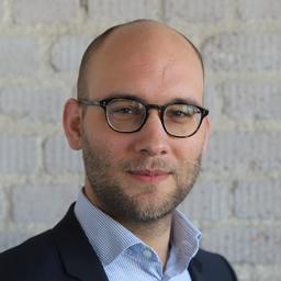 Tobias Wesselmann - JP | KOM GmbH - Düsseldorf