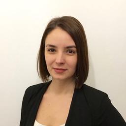 Mailyn Stolz - SBA Research - Wien