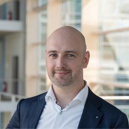 Dennis Stolze - Fraunhofer-Institut für Arbeitswirtschaft und Organisation IAO - Stuttgart