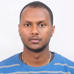 FREZER MENGISTU LEMMA - Biomedical Engineer - Ethiopian
