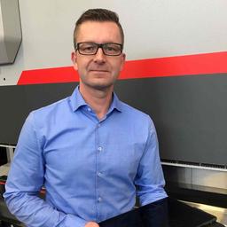 Mirko Erdmann - Bystronic Maschinenbau GmbH - Gotha