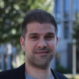 J. Erik Heinz - Freelancer - Projekt bei der compeople AG - Frankfurt