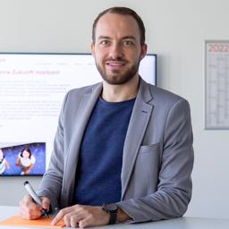 Kevin Zurlinden - MARKANT Services International GmbH - Offenburg
