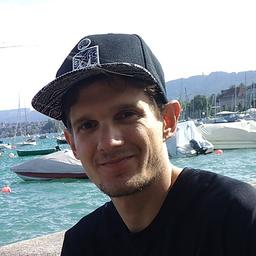 Andreas Emch - Eidgenössische Technische Hochschule (ETH) Zürich - Zürich