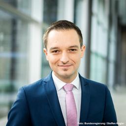 Benjamin Strasser - Deutscher Bundestag | FDP-Fraktion - Berg