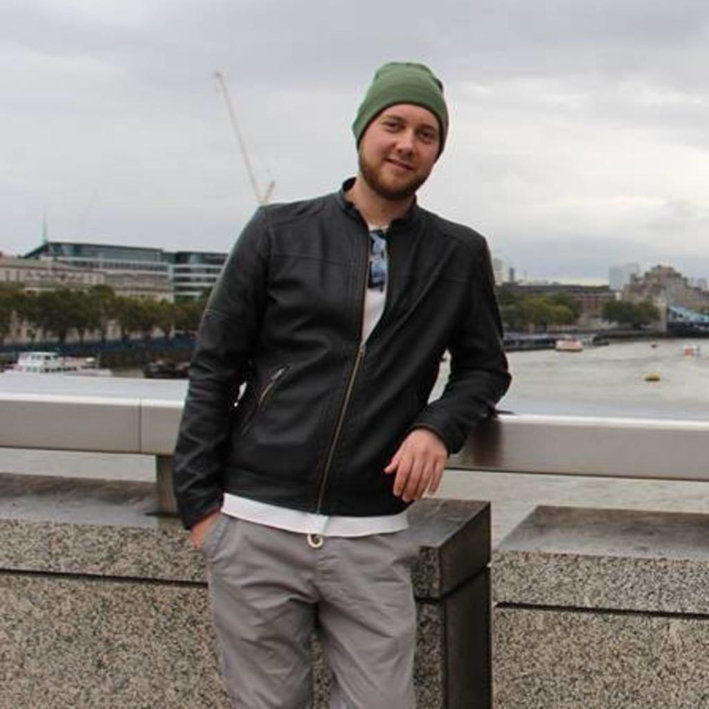 Stefan Dickmann's profile picture