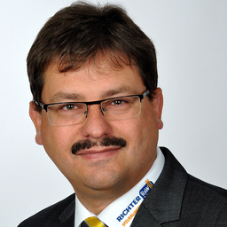 Bernd Zeilmann - Richter R&W Steuerungstechnik GmbH - Ahorntal