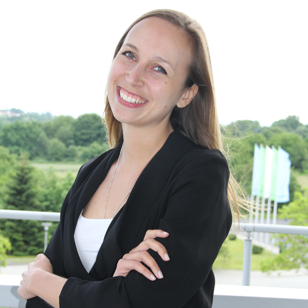 Ann Kathrin Gregori Senior Recruiter Infrastructure Recruiting