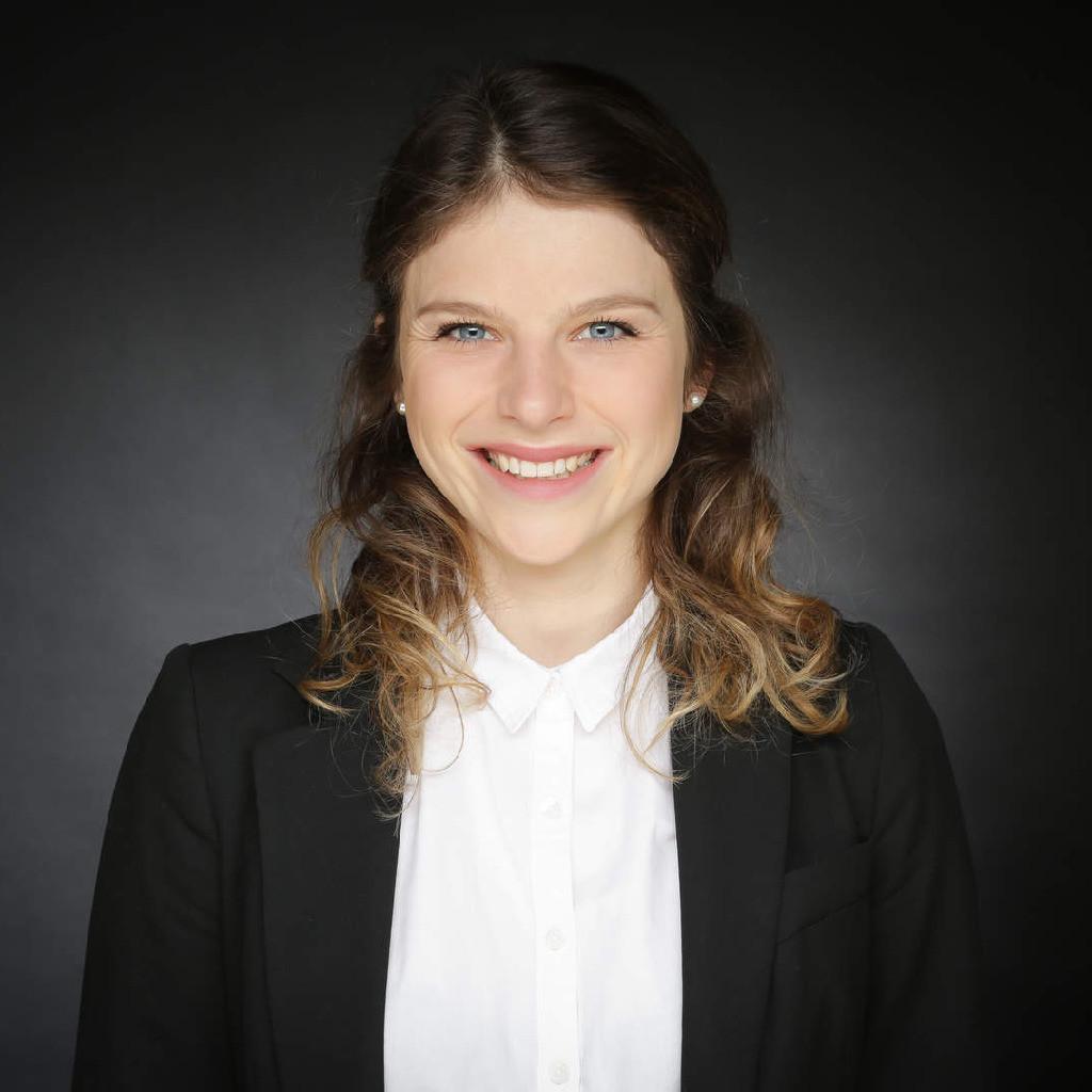 Marie-Sophie Rash - European Business & Psychology - FOM