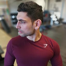 Gino Singh - Gino Singh Personal Training - Hamburg