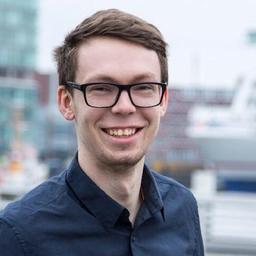 Jakob Strehlow - falkemedia Gruppe - Kiel